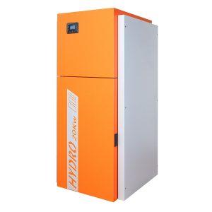 Pelleti kompaktkatel ExtraStove Hydro 20kW 1