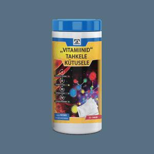 Vitamiinid tahkele kütusele