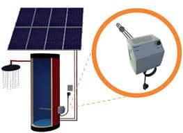 Fotoelektriline veesoojendi