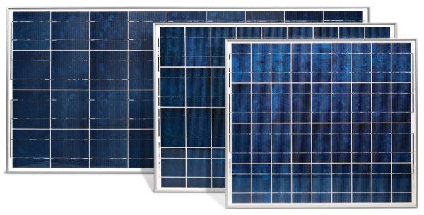 PV-paneelid ehk fotoelektrilised päikesepaneelid 250W