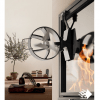 Sirocco plus fireplace fan