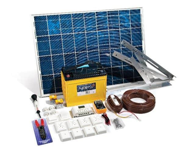 Autonoomsed päikese elektrienergia lahendused