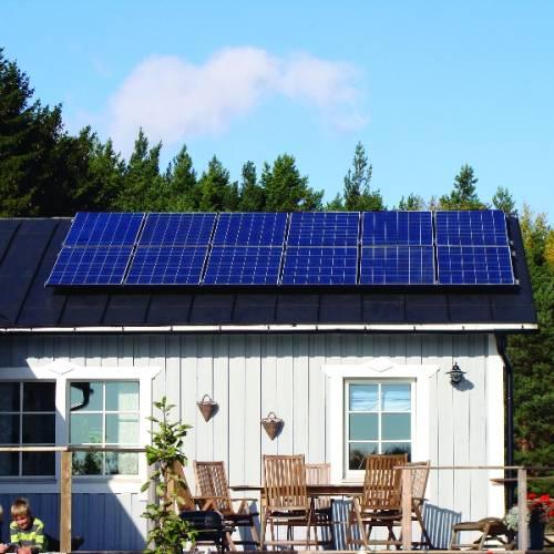 Fotoelektrilised päikesepaneelid (PV)