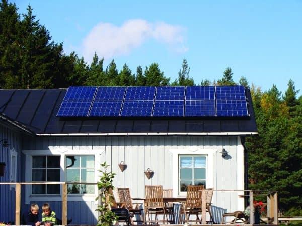 päikesepaneelid, Päikeseelektri paneelide komplekt 4kw