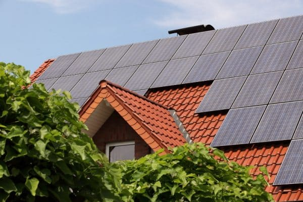 Päikeseelektri paneelide katusekomplekt 11kw MIKROTOOTMINE