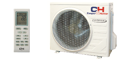 Õhksoojuspump C&H Consol 70m2 (põrand)