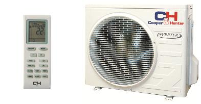 Õhksoojuspump C&H Consol 40m2 (põrand)