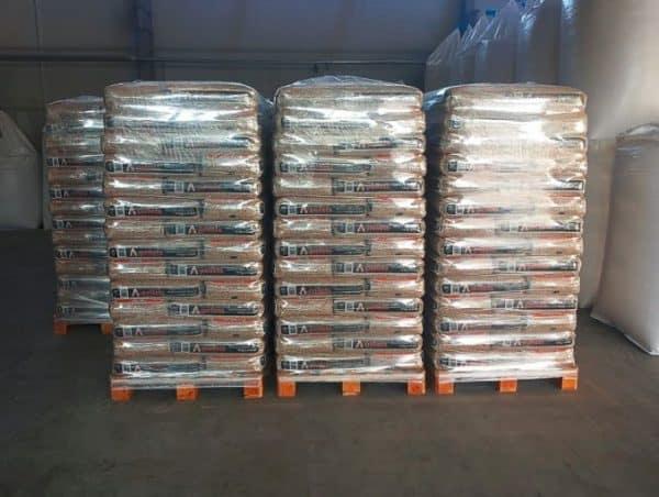 Premium pellet 6mm A-pellets