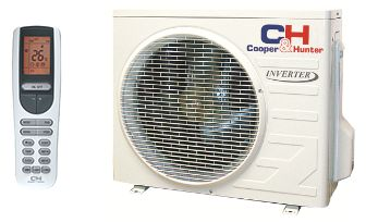 Õhksoojuspump C&H VIP Inverter 55m2 (-30 °C)