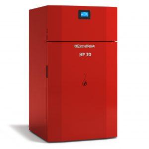ExtraFlame pelleti keskküttekatel HP30 EVO