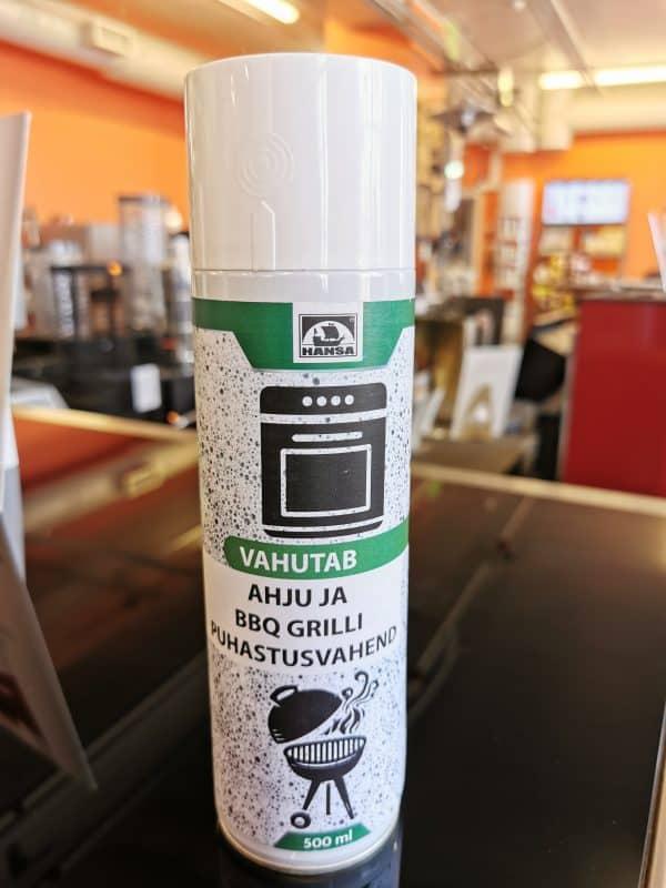 IMG 20200427 101845 600x800 - Ahju ja BBQ grilli puhastusvahend VAHUTAV