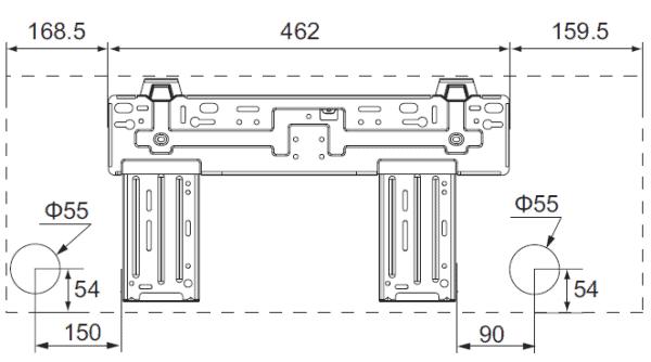 Õhksoojuspump NORDCEL LOMO NL18-25DCL WiFi