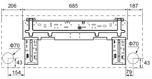Õhksoojuspump NORDCEL LOMO NL18-70DCL WiFi