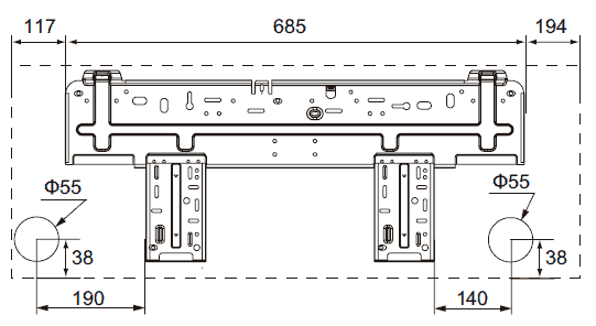 Õhksoojuspump NORDCEL AMBER NA19-25G10L
