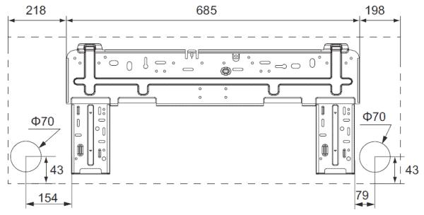 Õhksoojuspump NORDCEL AMBER NA19-50G10L
