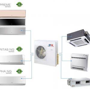 Nordic Multi Light välisseade CHML-U14RK2